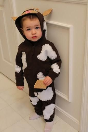 18 best costumes images on pinterest nativity costumes carnivals diy tutorial diy animal costume diy now brown cow beadcord solutioingenieria Images