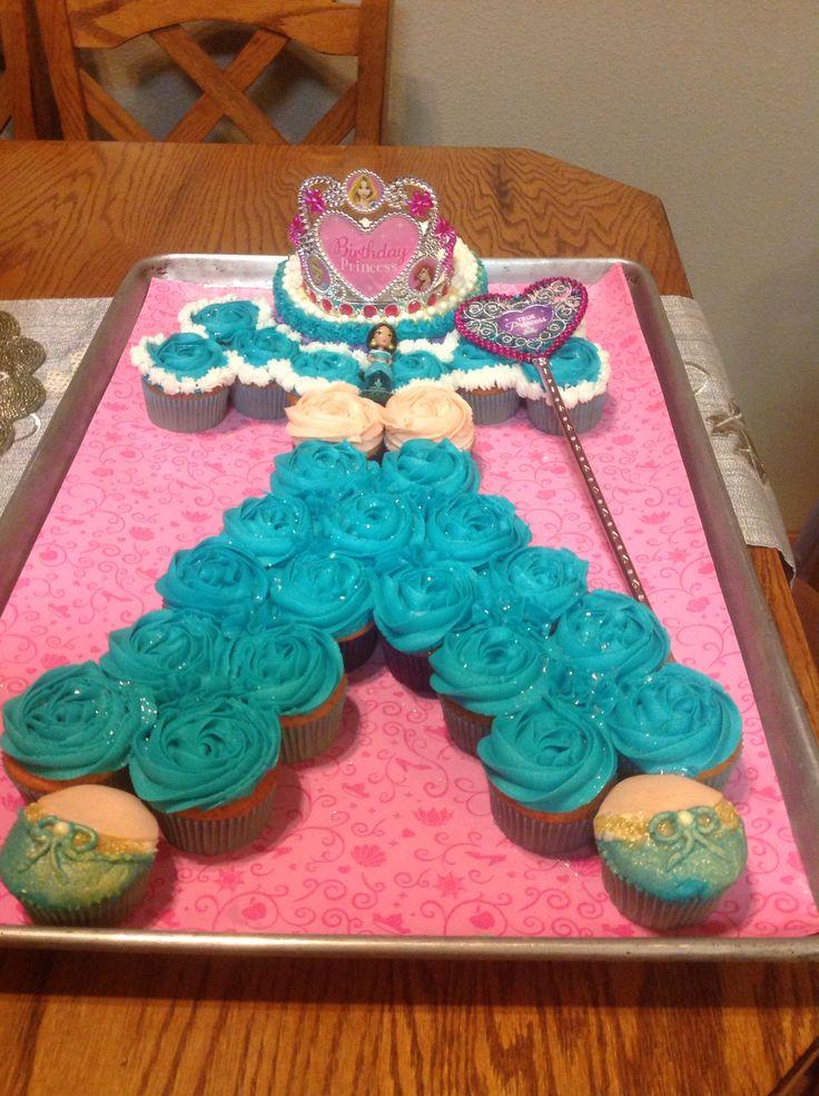 Princess Cake And Cupcake Ideas