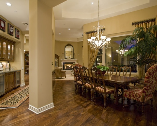 Tuscan Dining Room Design Pictures Remodel Decor And Ideas
