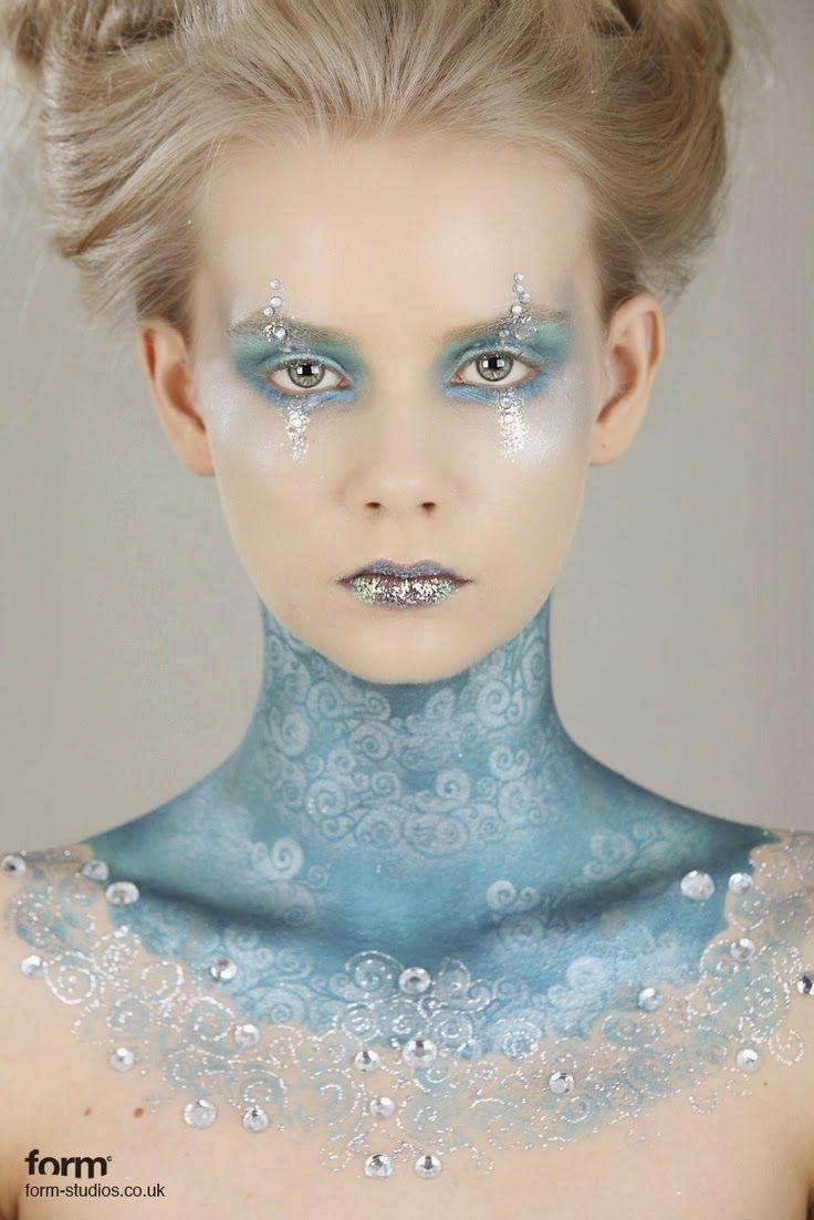 Champanhe com Torresmo by Cláudia Boechat: CARNAVAL - 20 ideias de maquiagem