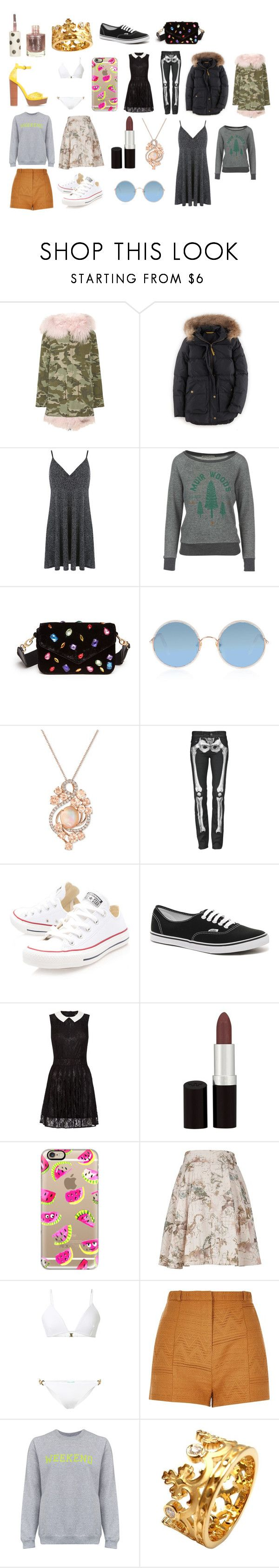 """May Favourites!"" by hailey-smith-13 ❤ liked on Polyvore featuring Mr & Mrs Italy, Boden, Miss Selfridge, Parks Project, Edie Parker, Sunday Somewhere, LE VIAN, Kreepsville 666, Converse and Vans"