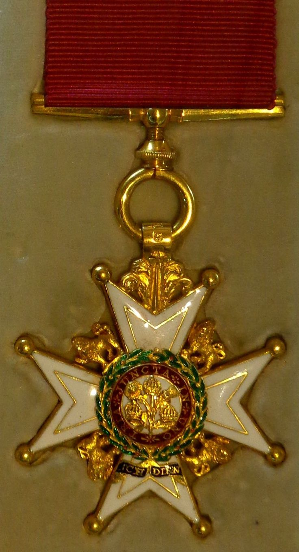 Order of the Bath companion military division badge (United Kingdom) - Tallinn Museum of Orders - Орден Бани — Википедия