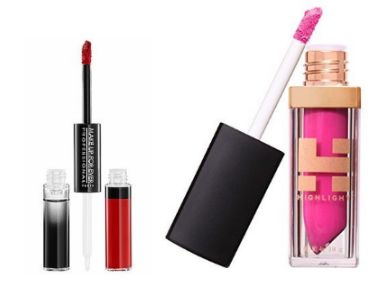 Makeup for ever red lipstick