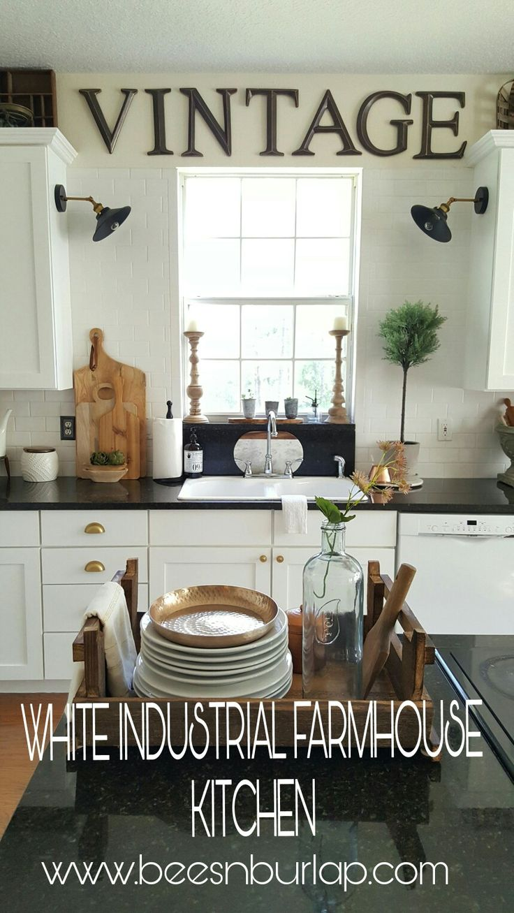 Country Kitchen Shelf Ideas