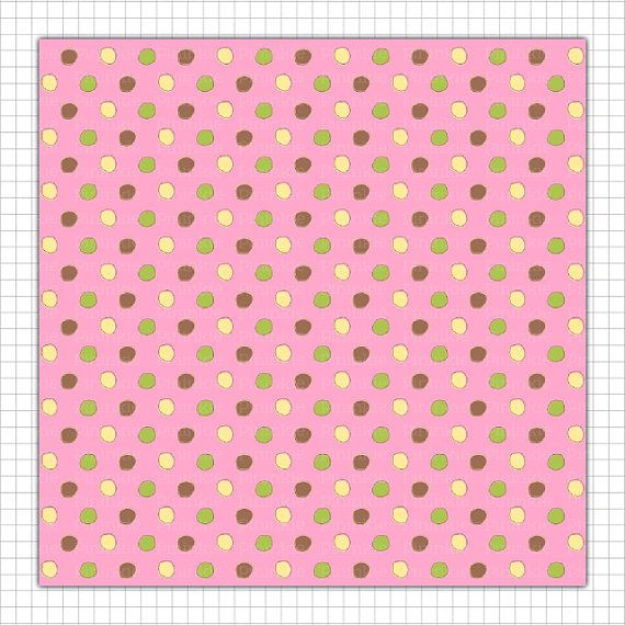 Pastel Digital Paper Pack / Scrapbook Paper / Digital Download / Pastel Chevron / Pastel Polka Dot These spot and chevron papers have a hand-drawn feel and a slight off-register effect to make them look a little quirky. Great for scrapbooking, paper crafts and card making. ► MATCHING ITEMS