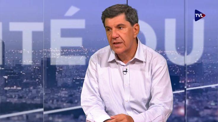 ZOOM - Jacques Sapir dénonce le mensonge de l'Union Européenne