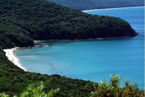 Cala Violina and Cala Civette Maremma Tuscany beaches Italy