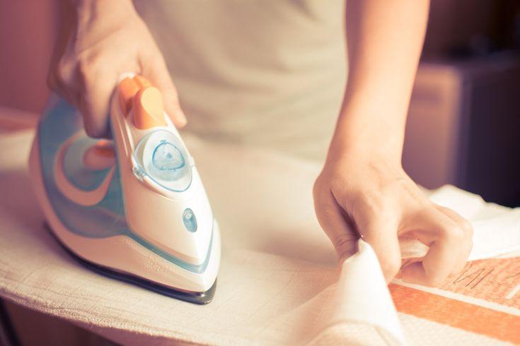 6 trucos para limpiar una plancha quemada y dejarla como nueva - IMujer