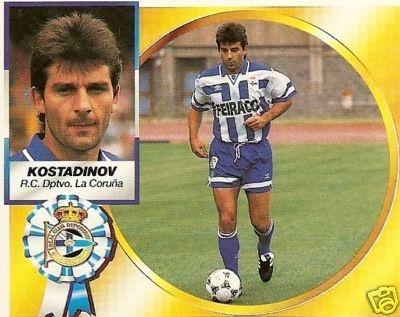 Emil Kostadinov, Deportivo La Coruña