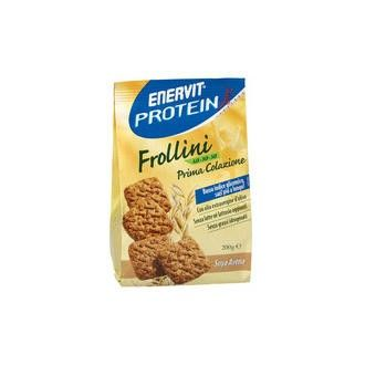 ENERVIT Protein frollini gusto avena - Store For Cycling