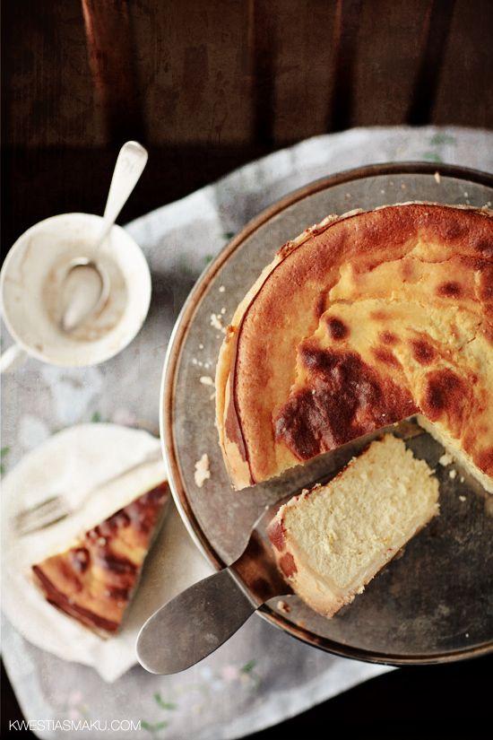 *Saffron Cheesecake