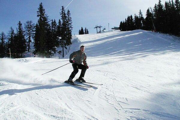 Skiing-Bucket list