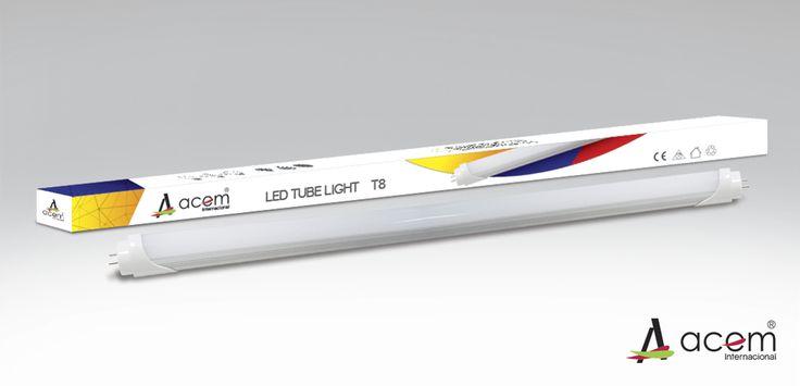 Empaque para una empresa de iluminación led