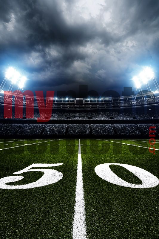 Free 3d Wallpaper Backgrounds Digital Background American Football Digital Sports