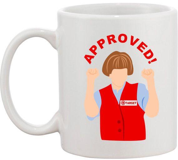 Target Lady Mug http://shop.nylon.com/collections/whats-new/products/target-lady-mug #NYLONshop