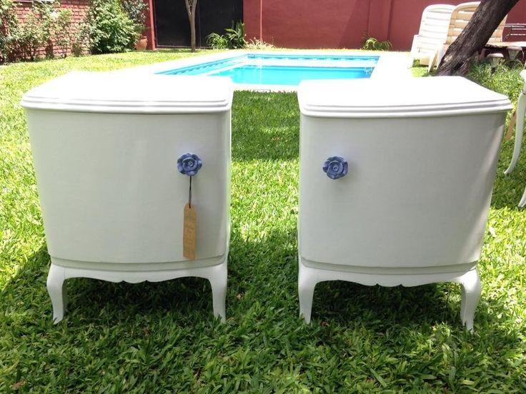 108 best Muebles restaurados images on Pinterest | Furniture ideas ...