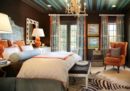 retro-style bedrooms   Спальни в стиле ретро: видео, фото