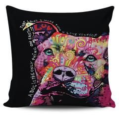 Pit Bull Series III Pillow Covers $29.99- $16.95Pit BullSeries III Pillow CoversDo you love Pit Bulls? Then these custom…