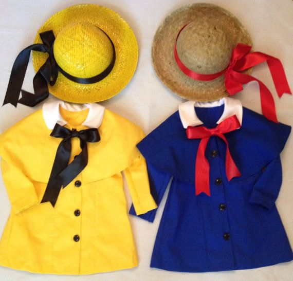 Toddler Madeline costume by AGHcustomcostumes on Etsy