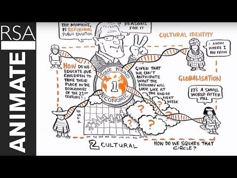 This RSA Animate was adapted from a talk given at the RSA by Sir Ken  Robinson