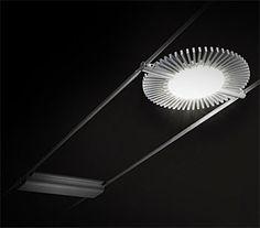 LED Leuchte Tensoled für das Hochvolt-Seilsystem von Cini & Nils