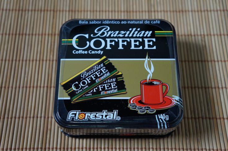 Bala de Café Florestal Alimentos