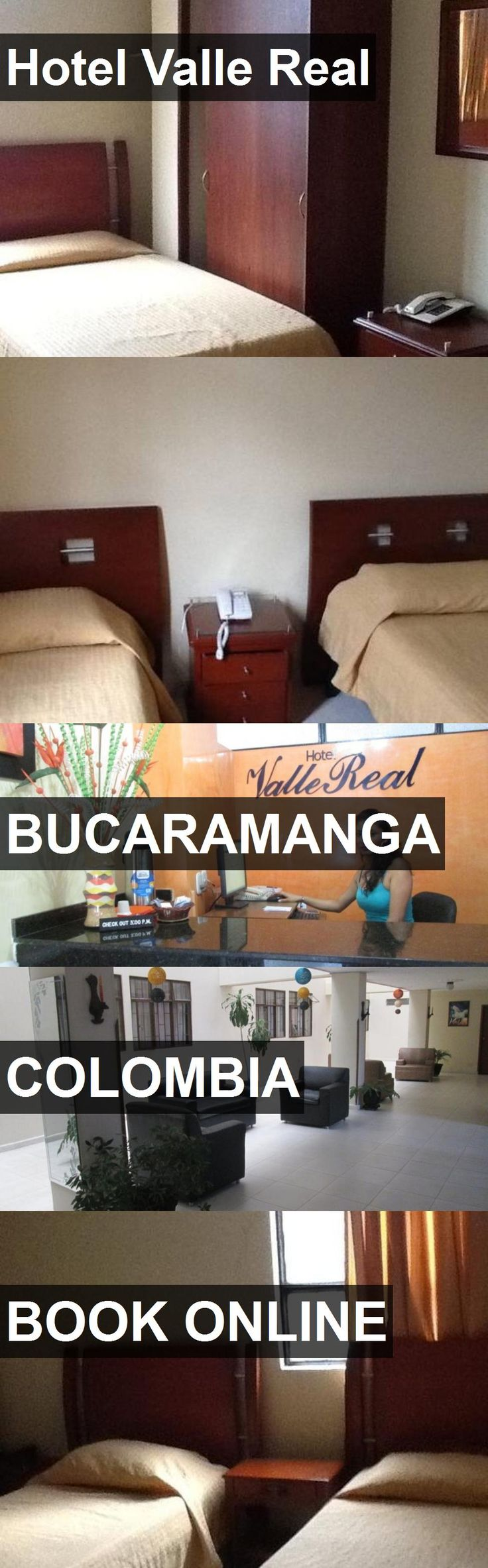 Hotel Valle Real in Bucaramanga, Colombia. For more information, photos, reviews and best prices please follow the link. #Colombia #Bucaramanga #travel #vacation #hotel