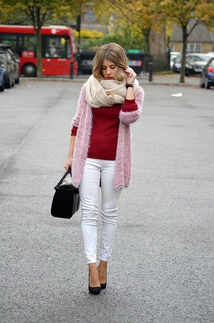"afashionlines: ""the-fashion-alba: "" Pink Mohair Slough Cardigan - Fashion Clothing, Latest Street Fashion At Abaday.com "" http://afashionlines.tumblr.com/ "" www.fashionclue.net | Fashion Tumblr,..."