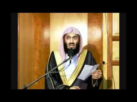 Supplication: The Power of Dua - Mufti Menk - YouTube