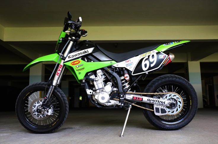Kawasaki KLX250 SM
