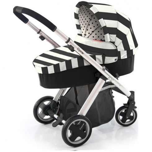 BabyStyle Oyster Vogue 3 in 1 Pram Humbug