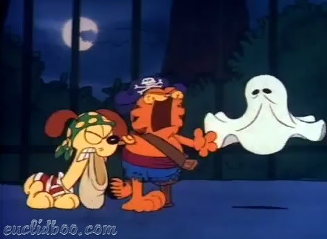 Garfield's Halloween Adventure!