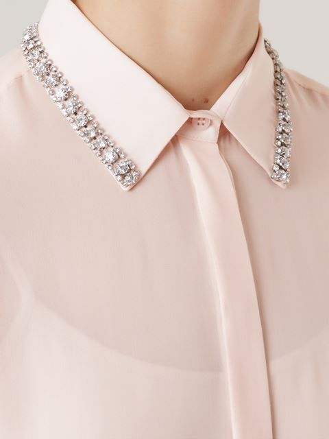 Carina Duek Camisa De Seda - Carina Duek - Farfetch.com