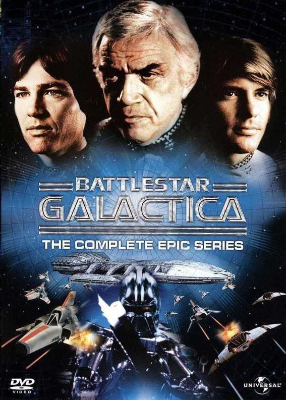 The original Battlestar Galactica