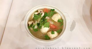 Purple bowl: Nine Elephants Thai restaurant review