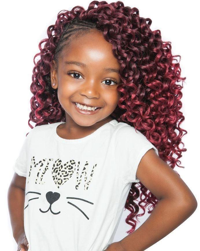 Afri-Naptural Kids Sassy Curl häkeln