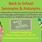 This learning packet is ideal for speech-language pathologists, special education teachers, or classroom teachers to take baseline or beginning of ...