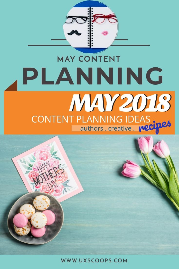 Create an Epic Social Media Content Calendar in May for Your Blog | Want to plan your social media content in advance so you always have something to share? Use this content calendar template to get started. editorial calendar, editorial calendar template #socialmediamarketing #socialmediatips #contentmarketing