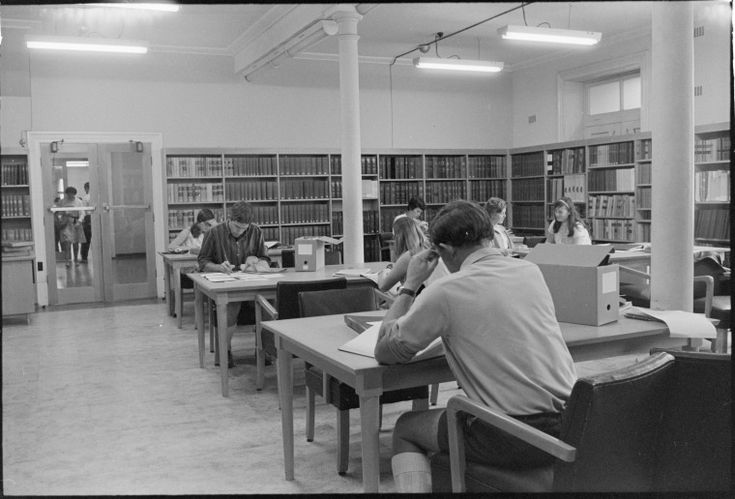 319493PD: The J.S. Battye Library of West Australian History and State Archives, 1969 (Click to Start Zoom)