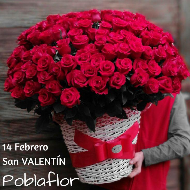 """Nos hemos quedado """"Sin Palabras"""". Qué MARAVILLOSO encargo, nos han realizado, para este #SanValentín. Nada más, ni nada menos, que 264 #RosasRojas. Simplemente IMPRESIONANTE!!! ENHORABUENA a la AFORTUNADA... www.poblaflor.com #TiendasPoblaflor #Poblaflor #AmorEterno #AmorDelBueno #DíaDeLosEnamorados #IdeasSanValentin #RegalosSanValentin #Flores #FloresFrescas #FloresNaturales #FloristeriasValencia #Floristeria #Valencia #PoblaDeVallbona #Betera #Love #RegalosQueEnamoran #DiseloConFlores"""