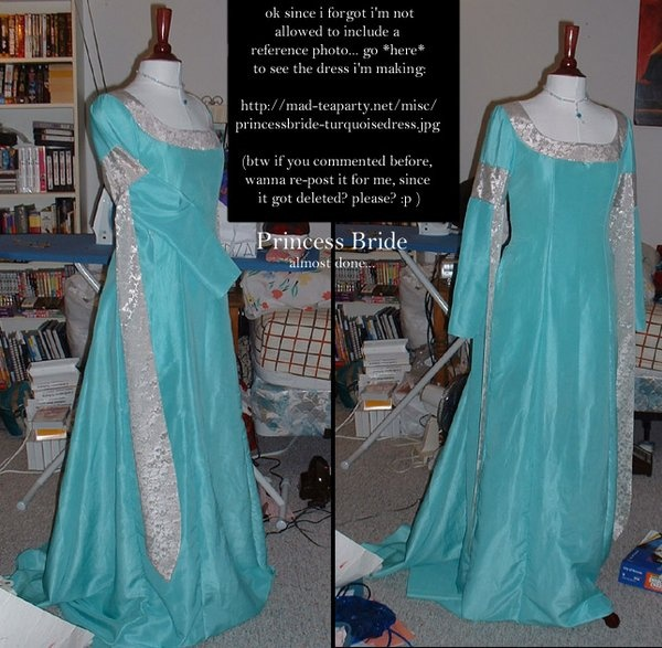 1000+ Ideas About Princess Bride Costume On Pinterest