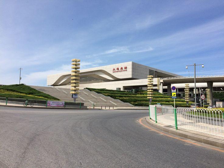 Dalian North Train Station, 2017