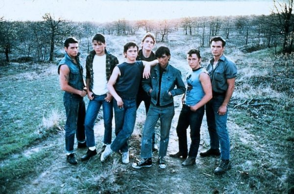 THE OUTSIDERS, STAY GOLD