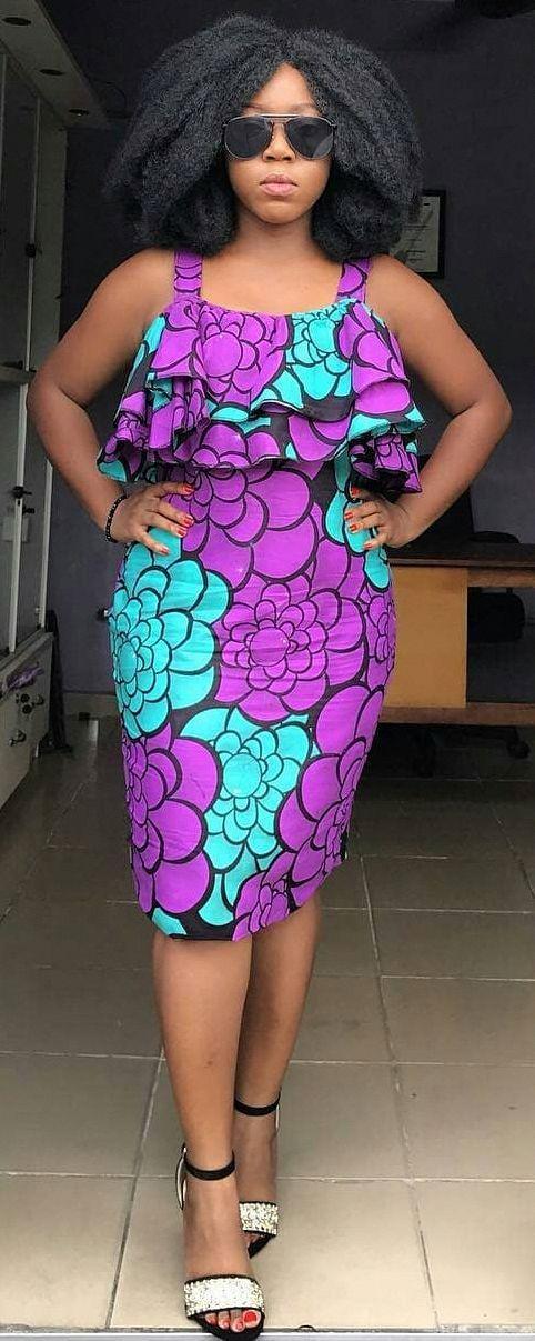I love womens african fashion #womensafricanfash…