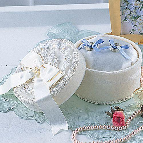 リングピロー〔リボンボックス〕手作りキット 結婚式演出の手作りアイテム専門店B.G.