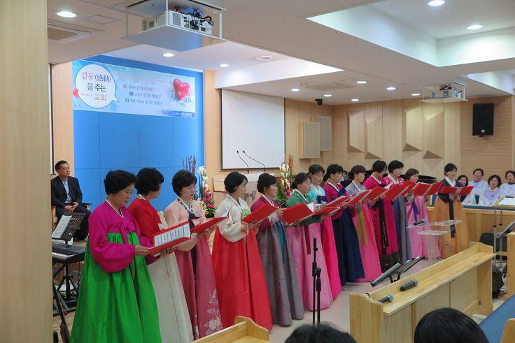 2015-04-19 에스더 선교회 헌신예배 특송