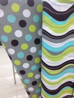 Someday..when I get my own classroom...this will be my color scheme: turquoise, lime green, black and grey :)