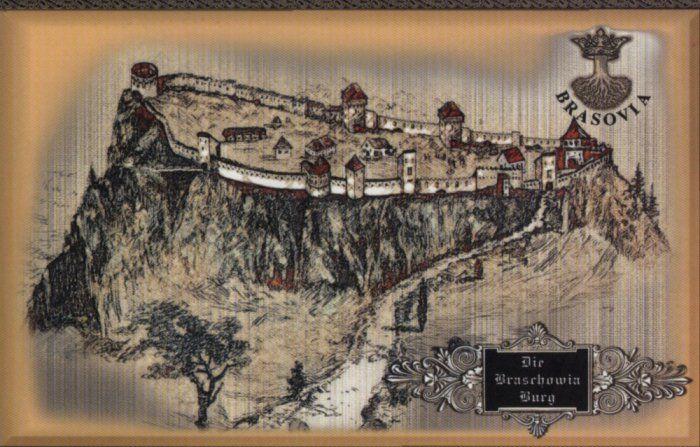 Cetatea Brassovia