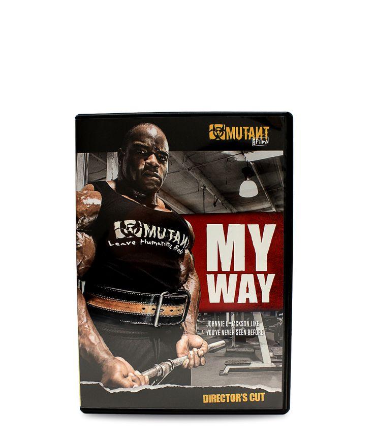 MUTANT MY WAY SEASON 1 DVD JOHNNIE.O.JACKSON