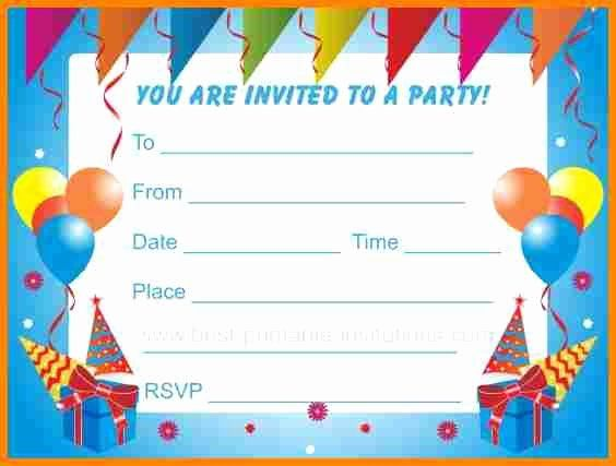 Printable Birthday Invitation For Boy Beautiful Boy Party Invitations Free Printable Boy Party Invitations Invitation Card Birthday Birthday Template